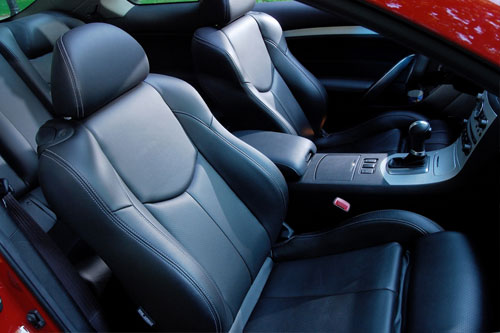 Express Leather/Vinyl Seat Cleaning & Conditioning